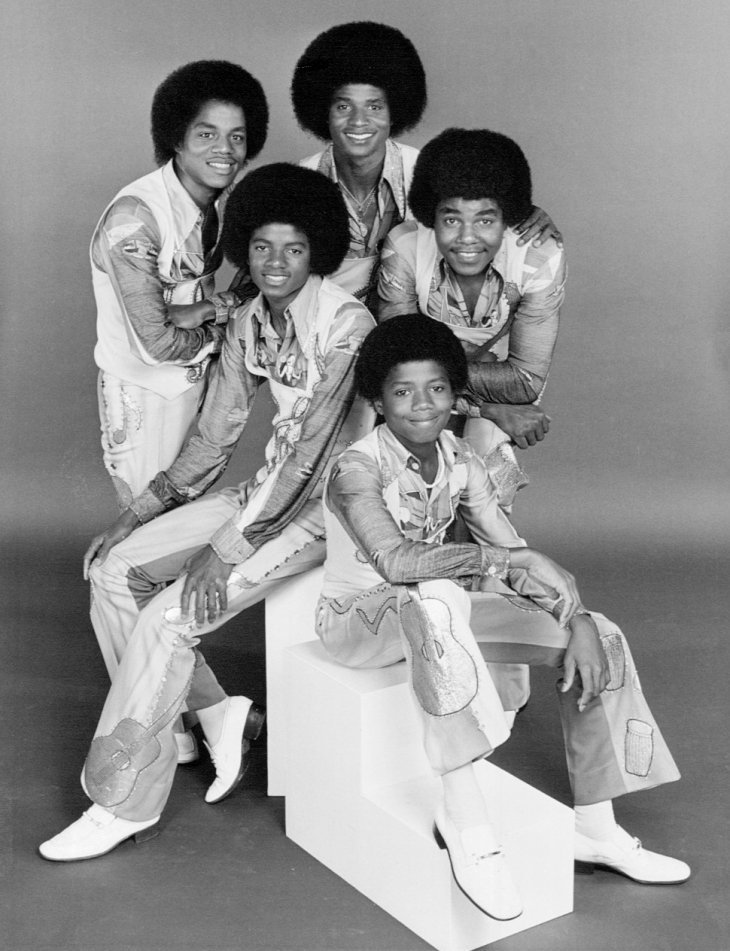The Jackson 5 circa 1976 | Source: Wikimedia Commons