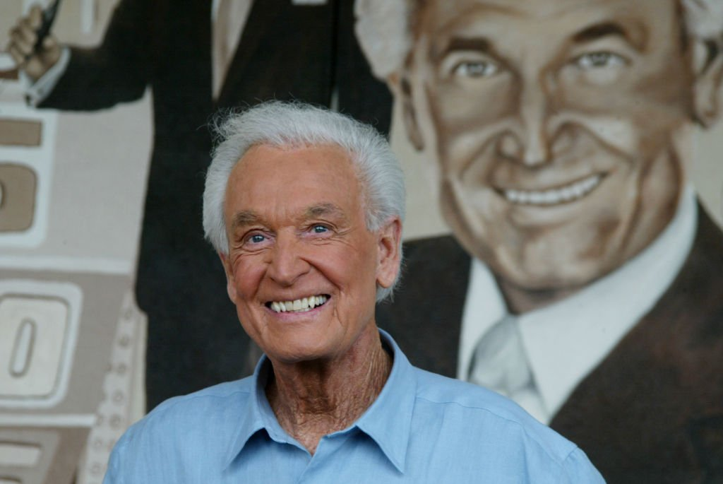 Bob Barker attends the unveiling of a mural done in his honor at CBS Television City June 12, 2003 | Photo: GettyImages