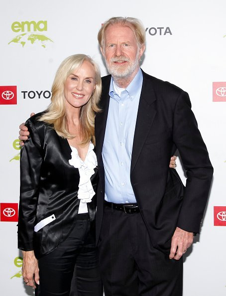 Rachelle Carson and Ed Begley Jr. at Private Estate on September 28, 2019 in Pacific Palisades, California. | Photo: Getty Images