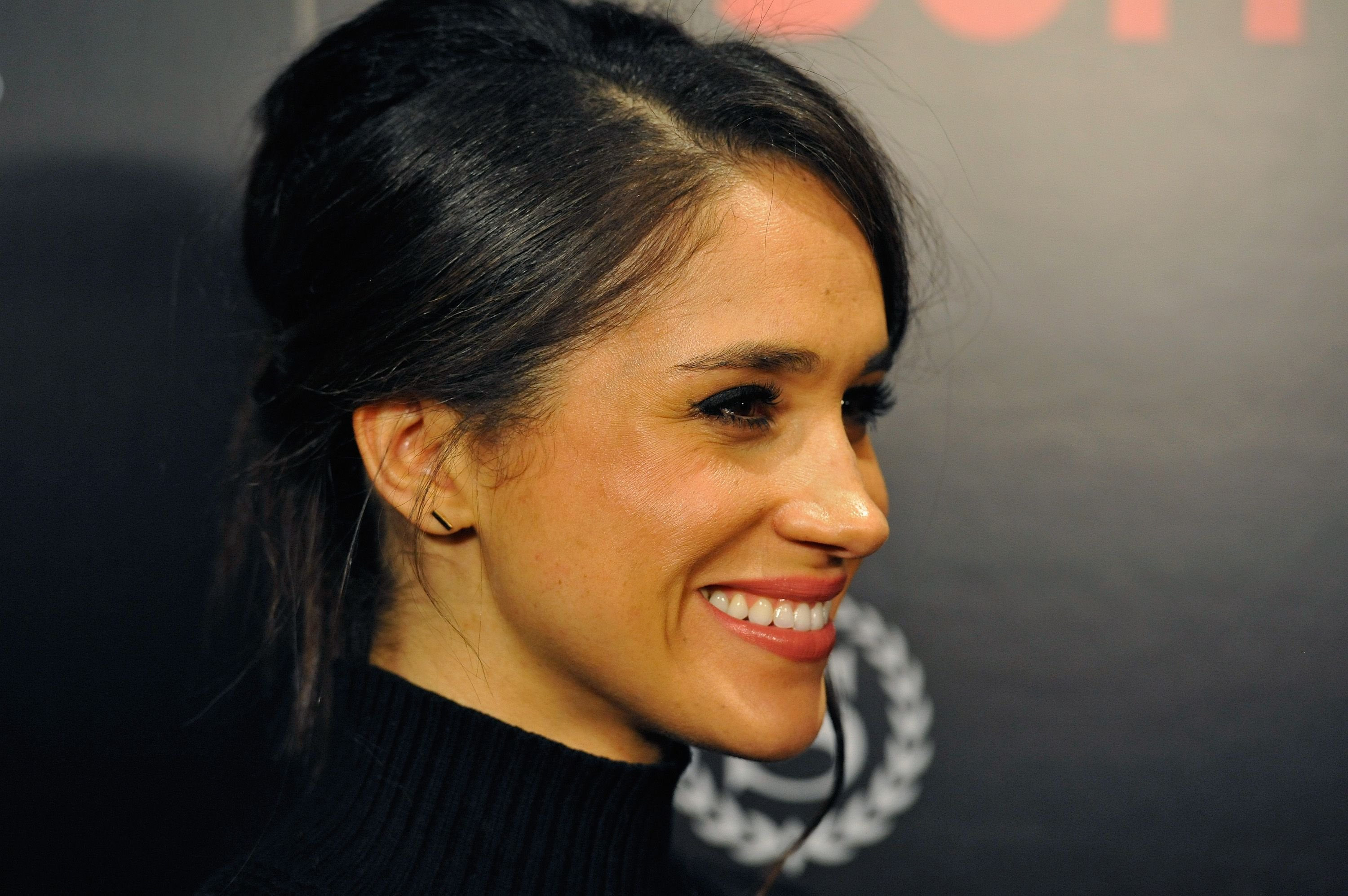 """Meghan Markle atthe premiere of USA Network's """"Suits"""" season five at Sheraton Los Angeles Downtown Hotel on January 21, 2016, inCalifornia 