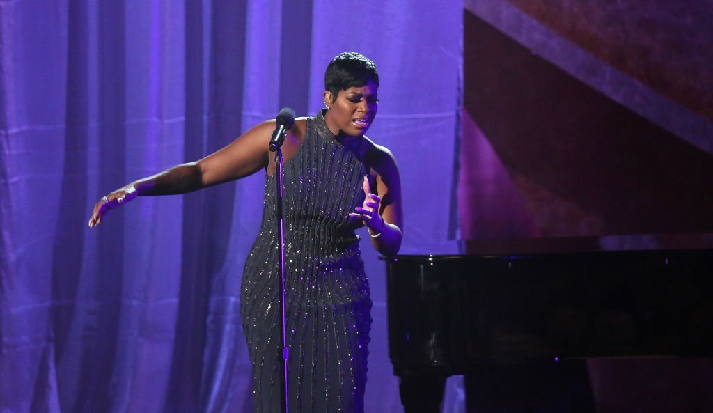 "Fantasia Barrino at ""Q 85: A Musical Celebration for Quincy Jones"" presented by BET Networks at Microsoft Theater 