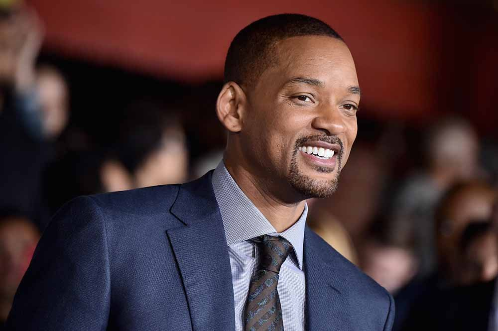 "Will Smith attends the Premiere Of Netflix's ""Bright"" at Regency Village Theatre on December 13, 2017. 