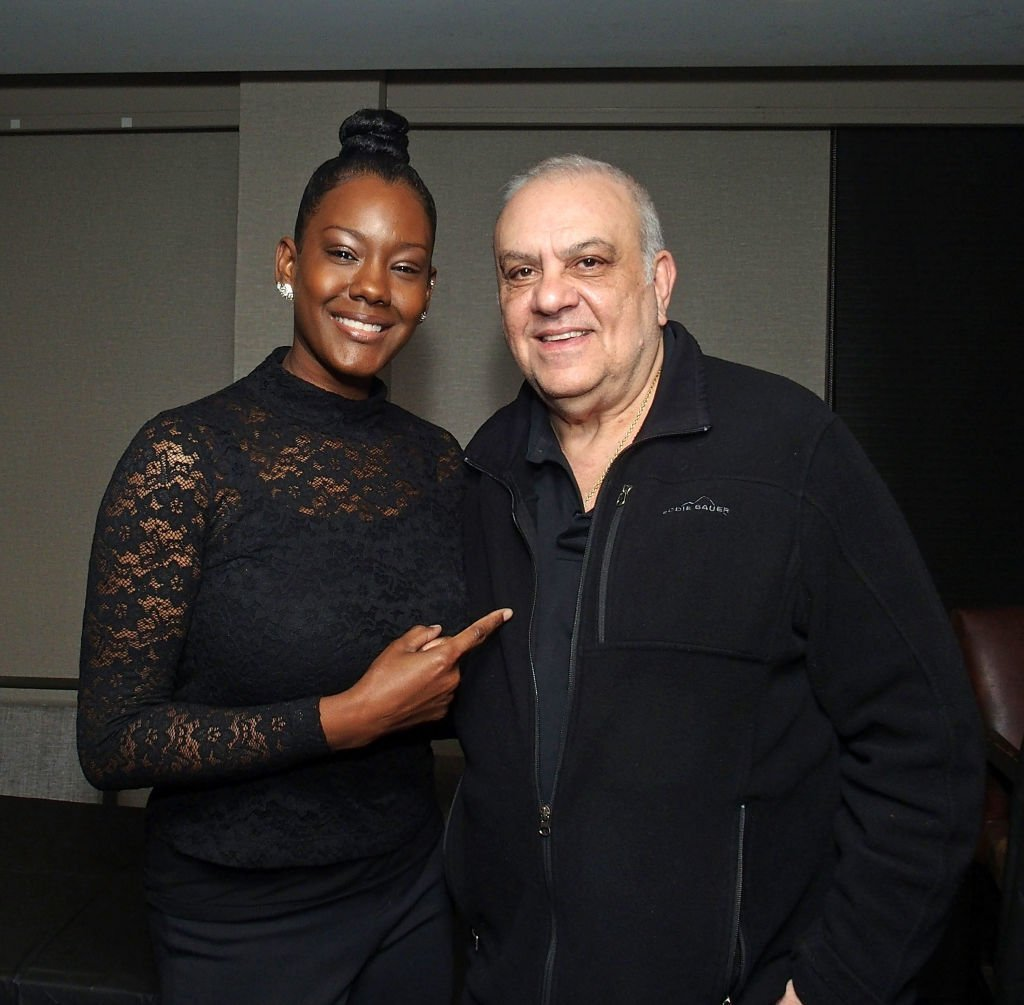 Taral Hicks and Vincent Curatola at Parsippany Hilton on October 27, 2019 in Parsippany, New Jersey | Source: Getty Images