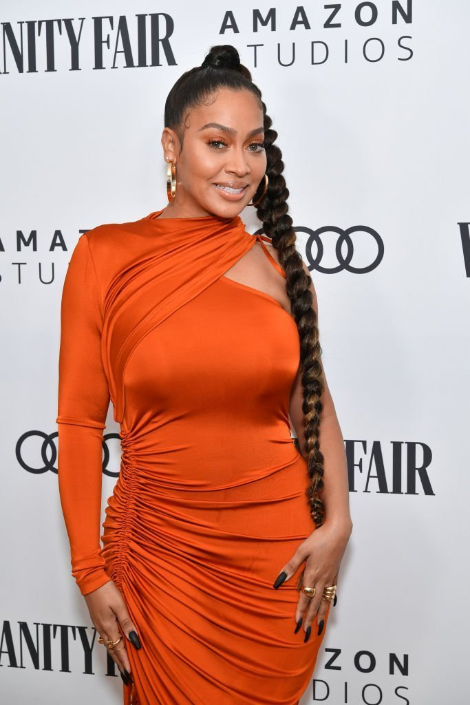 La La Anthony attends The Vanity Fair x Amazon Studios 2020 Awards Season Celebration at San Vicente Bungalows on January 04, 2020 in West Hollywood, California | Photo: Getty Images