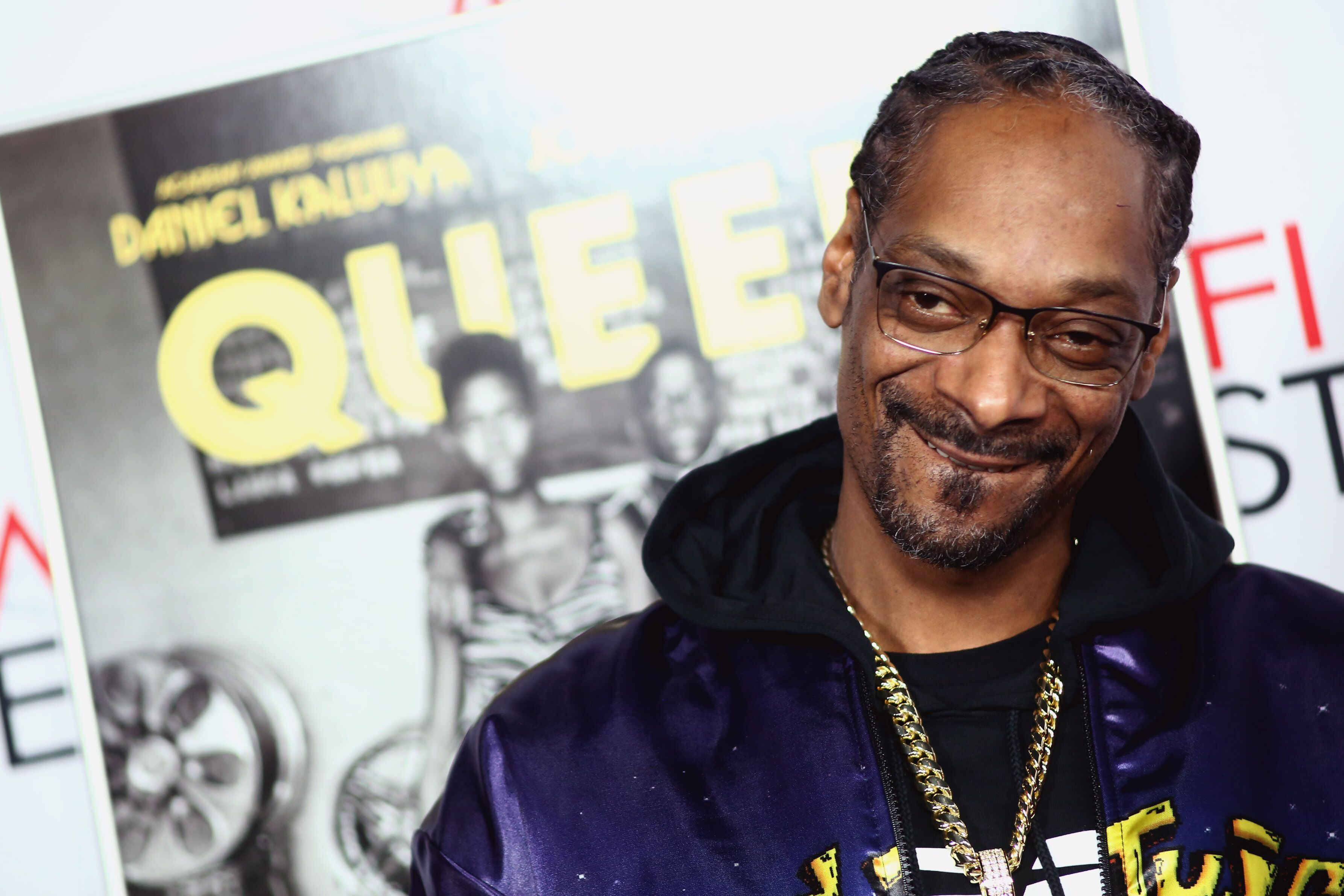 """Snoop Dogg attends the AFI FEST 2019 Presented By Audi premiere of """"Queen & Slim"""" at TCL Chinese Theatre on November 14, 2019 in Hollywood, California. 