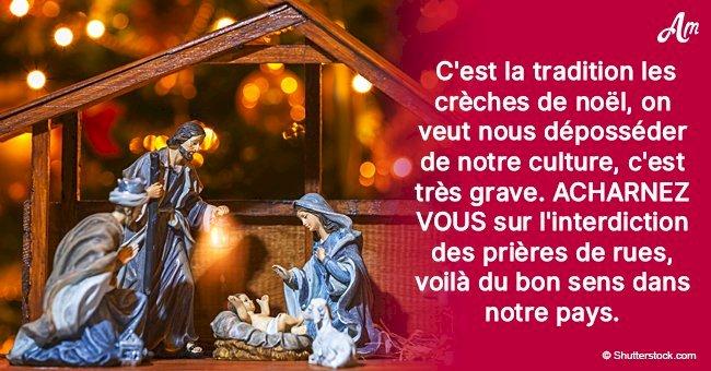 Des crèches de Noël installées dans les mairies de Marseille, déclarées illégales