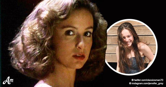 La fille de Jennifer Grey, l'actrice de 'Dirty Dancing' a 17 ans et c'est déjà une véritable beauté