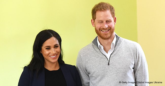 Prince Harry Faces Backlash after Insensitive 'Is It Mine?' Joke about Meghan Markle's Pregnancy