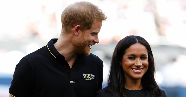 Fans Suggest Prince Harry Was 'Ignoring' Meghan Markle during Their Conversation at a Baseball Game (Video)