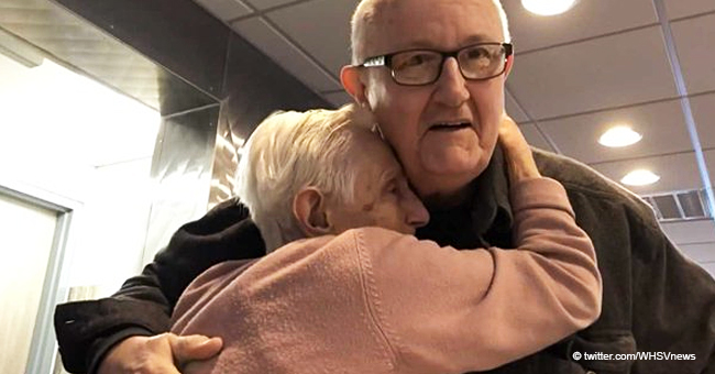 87-Year-Old Polio Survivor Finally Met the Brother She Hadn't Seen in More Than 70 Years