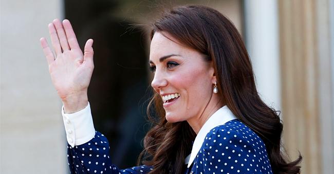 Kate Middleton explique comment le prince Louis, un an, est imprévisible
