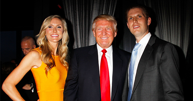 Donald Trump's Son Eric & His Wife Lara Warm Hearts with New Pics Showing Their Son & Baby Girl
