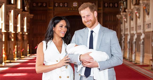 Le prince Harry et Meghan Markle mettent une photo de la princesse Diana dans la chambre d'Archie