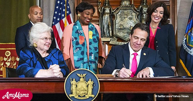 Gov. Andrew Cuomo signs bill legalizing abortions after 24 weeks in specific cases