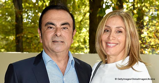 Qui est Carole Ghosn, la femme de Carlos Ghosn qui a été arrêté au Japon