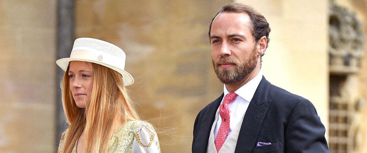 James Middleton, le frère de la duchesse Kate Middleton va se marier avec Alizée Thevenet