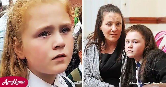 Niña pelirroja de 12 años tiñe su cabello en su desespero por detener el bullying constante