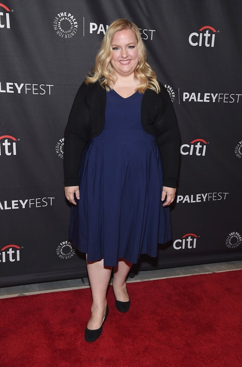 Sarah Baker on October 11, 2019 in New York City | Photo: Getty Images