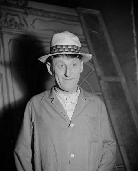 André Bourvil (1917-1970), acteur et chanteur français. Décembre 1946. | Photo : Getty Images