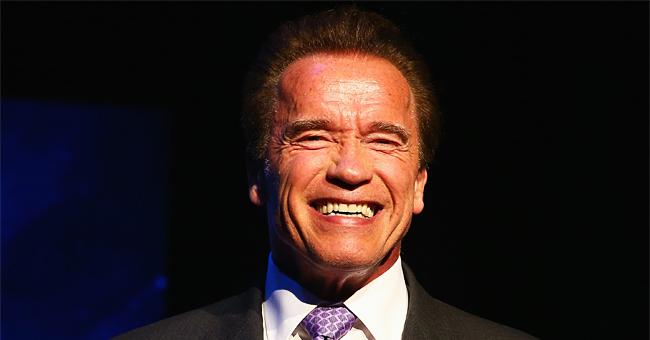 Arnold Schwarzenegger's Son Joseph Baena Spotted Leaving Gold's Gym after a Workout