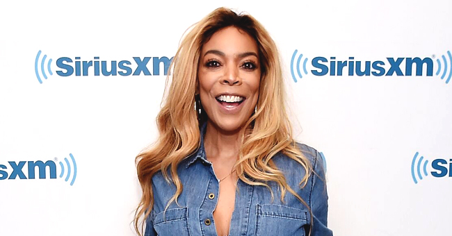 Wendy Williams Flaunts Curves in Tight Black Evening Gown with Sheer Jacket Amid Divorce Battle