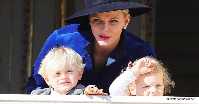 """Charlène de Monaco a senti ses """"yeux se remplir de larmes"""" quand ses jumeaux ont visité son pays natal"""