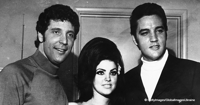 Here's How Rumors About Tom Jones And Elvis Presley's Widow Priscilla Developed Over the Years