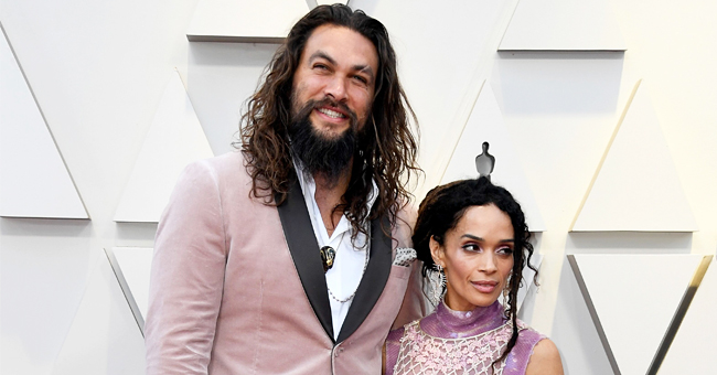 Jason Momoa and Wife Lisa Bonet Look Effortlessly Chic on Vacation in Venice