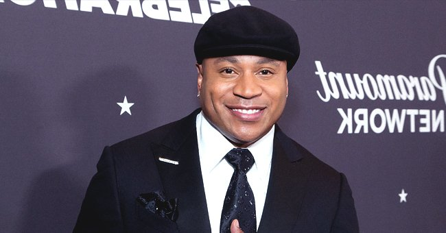 LL Cool J's Wife Simone Smith Shares Throwback Photo with Her Husband and Their Kids at the Kennedy Center for Thanksgiving
