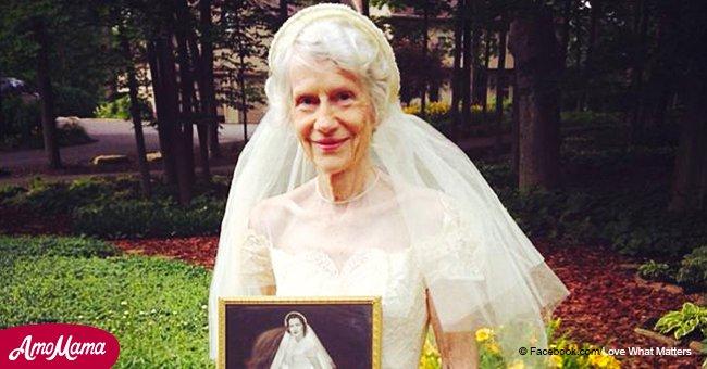 La belle histoire d'une retraitée qui a trouvé une boîte vieille de 63 ans juste avant de se rendre dans une maison de retraite