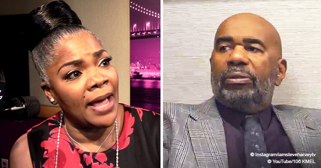 The Jasmine Brand: Mo'Nique allegedly threatened to slap Steve Harvey over insulting request