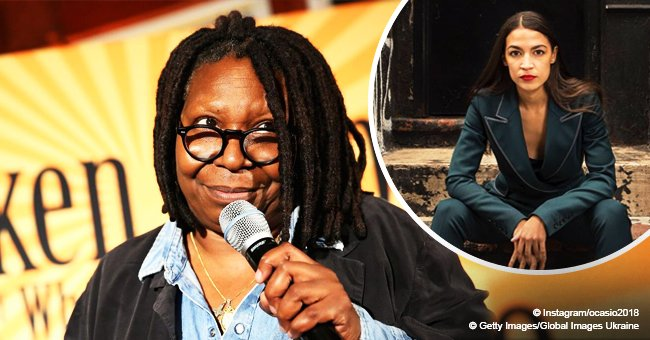 'Sit still and learn the job,' Whoopi Goldberg gives harsh advice to Alexandria Ocasio-Cortez