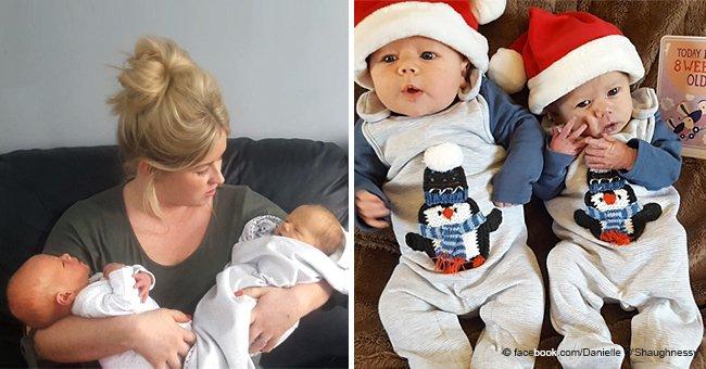 Une mère dévastée raconte comment elle a prédit la mort de son petit garçon après qu'il n'ait pas pris son jouet