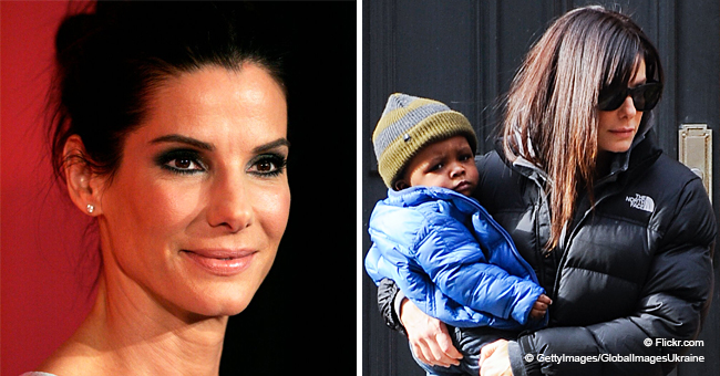 Here's Why Sandra Bullock Never Calls Her Children 'Adopted'