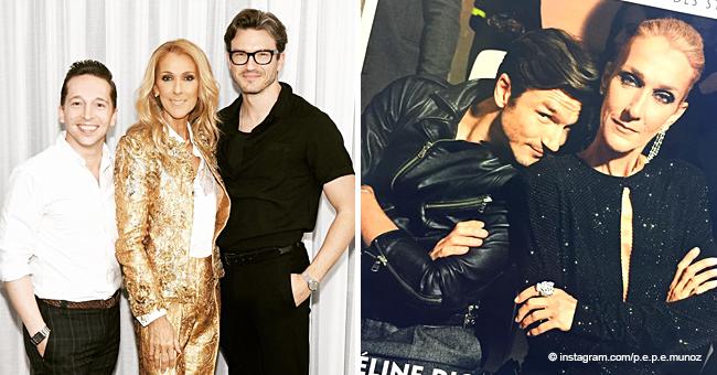 Qui est Pepe Munoz, le danseur espagnol qui est constamment avec Céline Dion ?