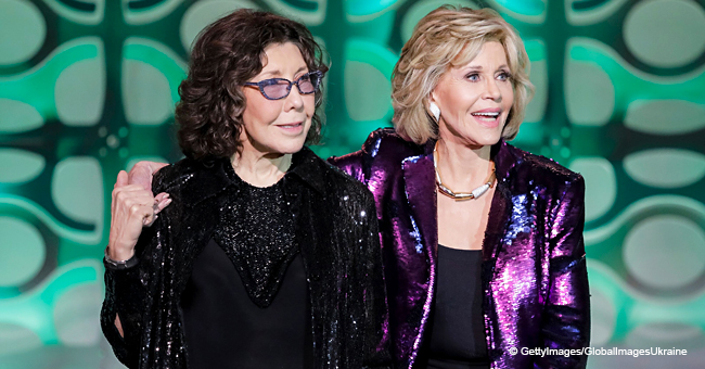 Lily Tomlin Opens up about 'Big Birthday Party' with Jane Fonda and Doing It for the LGBT Center