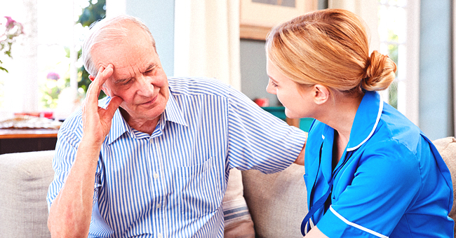 Daily Joke: An Elderly Man Complains about His Health