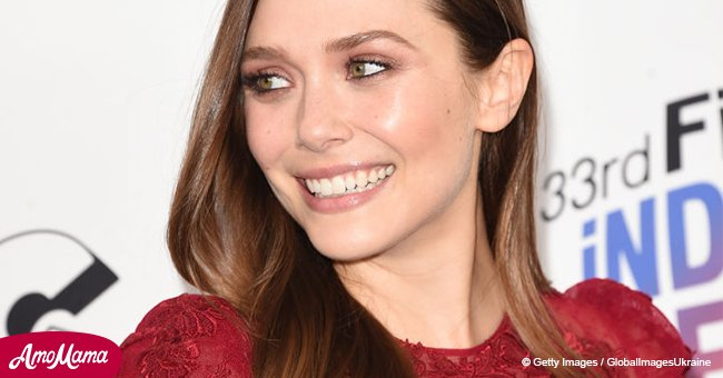 Elizabeth Olsen, 29, shows off her beautiful features in recently shared photo