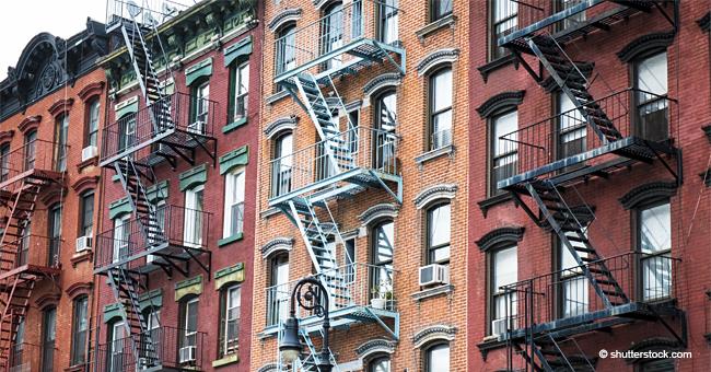 Une grand-mère se met à grimper 10 étages après avoir été enfermée par sa famille