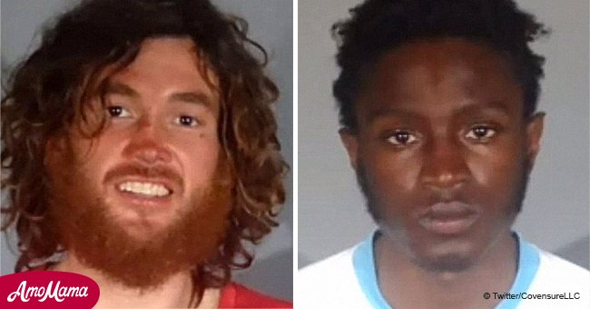 Two homeless men broke into a Santa Monica home, cooked a meal and took showers, police say