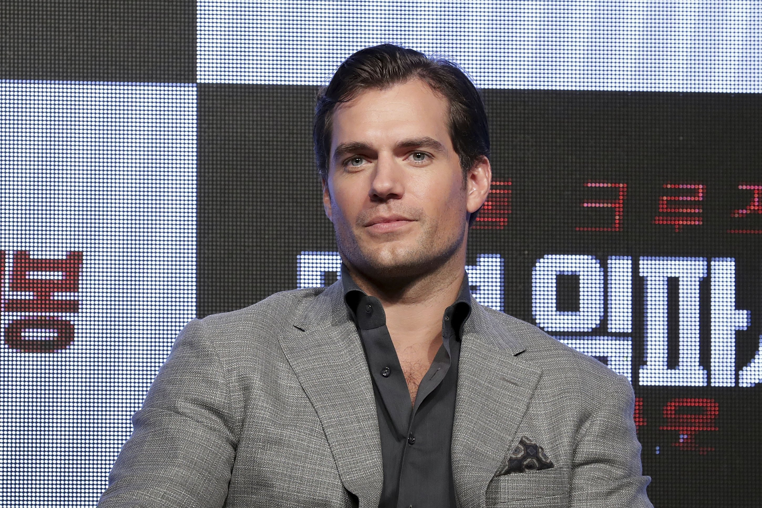 Henry Cavill attends the 'Mission: Impossible - Fallout' Korea Press Conference and Photo Call at Lotte Hotel Seoul on July 16, 2018   Photo: GettyImages