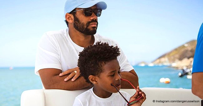 'You Really Find out What Love's Like,' Russell Wilson Reveals Special Relationship with Son Future