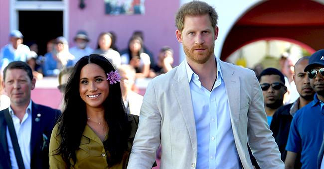 El príncipe Harry aboga por el derecho a la privacidad de su esposa en una emotiva declaración