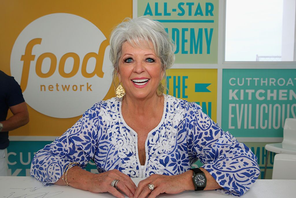 Paula Deen signs books at the 2015 Food Network & Cooking Channel South Beach Wine & Food Festival | Source: Getty Images