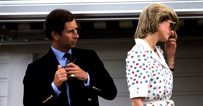 Princess Diana Once Said Charles Scolded Her for Black Dress at Their 1st Royal Engagement