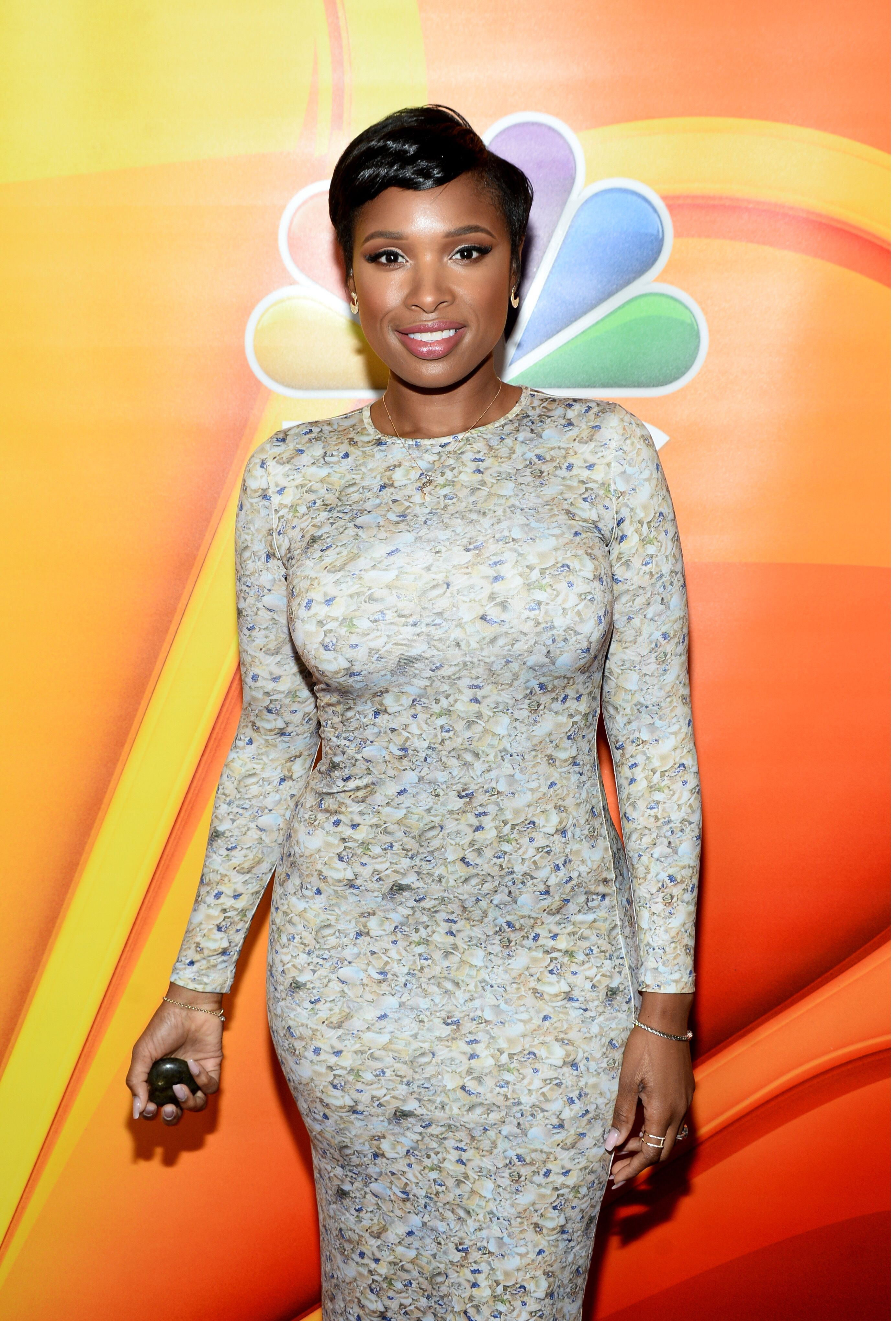 Oscar-winning actress Jennifer Hudson attends the NBCUniversal press day of the 2016 Summer TCA Tour at The Beverly Hilton Hotel on August 2, 2016. | Source: Getty Images