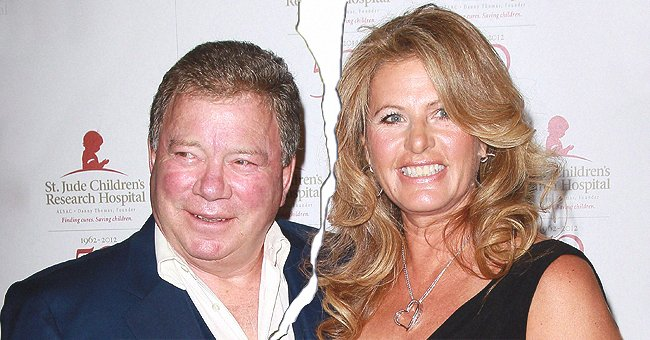 TMZ: William Shatner from 'Star Trek' Reportedly Filed for Divorce from Fourth Wife Elizabeth
