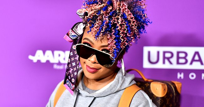Rapper Da Brat Melts Hearts as She Takes Care of Her Girlfriend's Mask — See the Cute Video