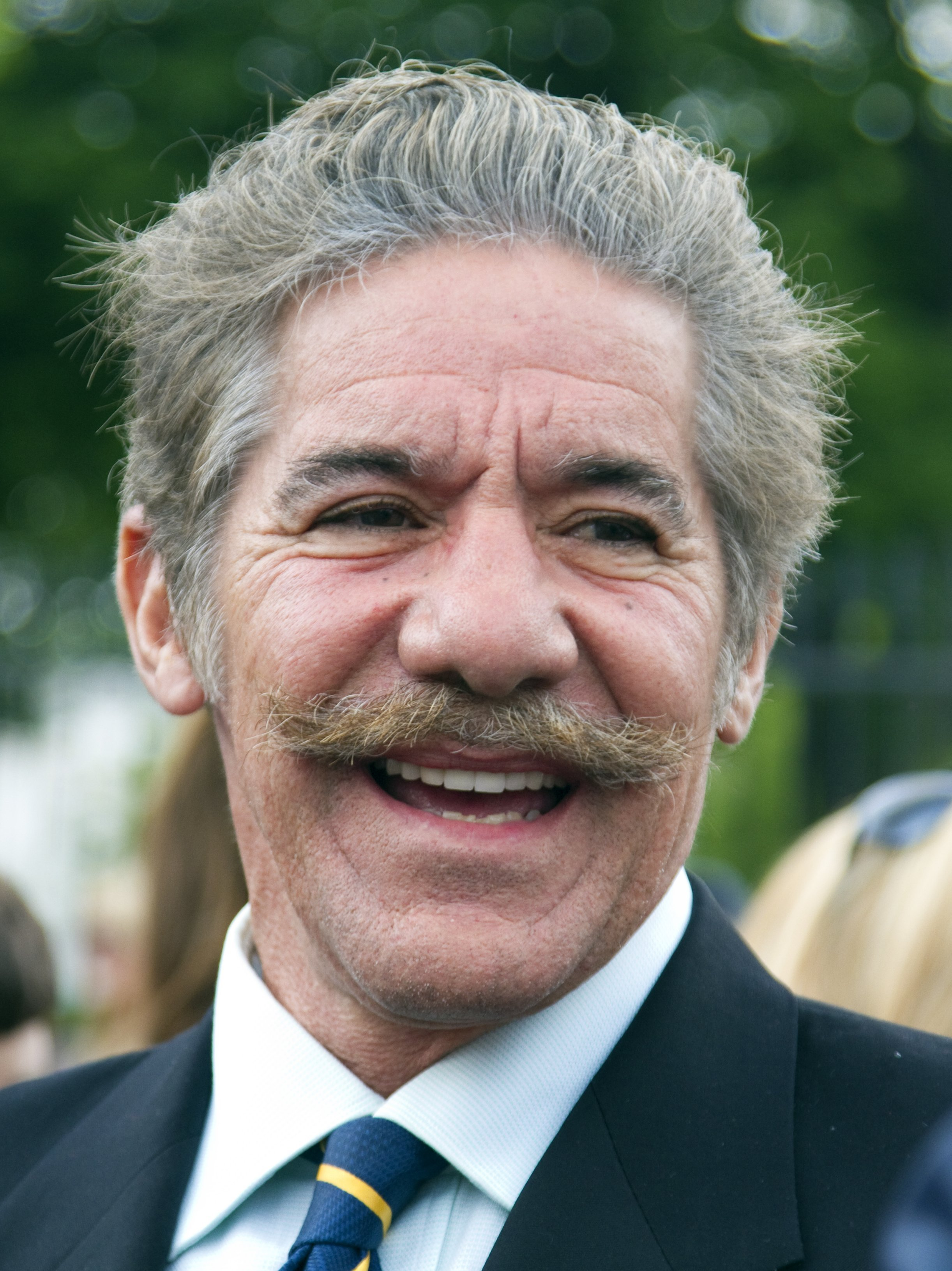 Geraldo Rivera on May 2, 2011 | Source: Wikimedia Commons