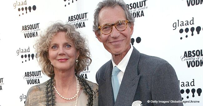 Blythe Danner Remained Faithful to Her Late Husband Even after He Left This World